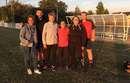 Premier entrainement de la section Rugby Santé ce Vendredi 14 septembre 2018 au stade de Franconville